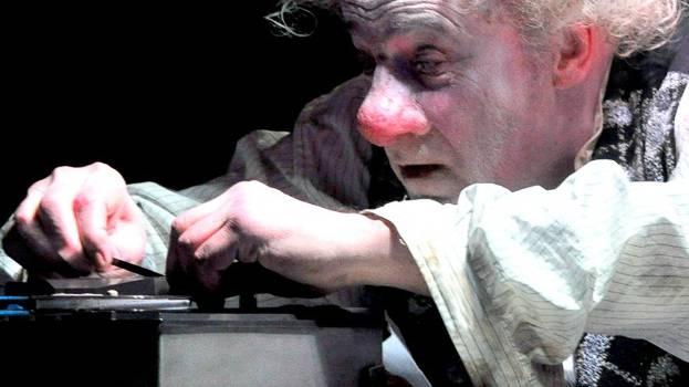 La dernière bande : Jacques Weber joue Beckett à Nogent-sur-Marne