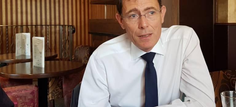 Laurent Lafon repart à la Sénatoriale pour l'UDI Val-de-Marne