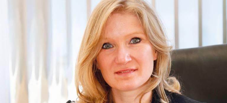 Stéphanie Daumin élue présidente du groupe FG à la métropole