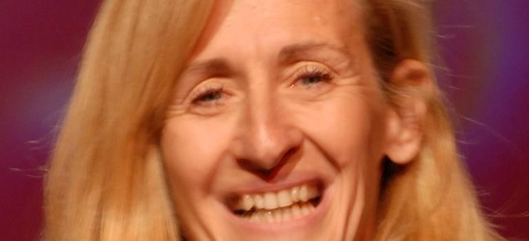 Violences faites aux femmes: Nicole Belloubet à Créteil