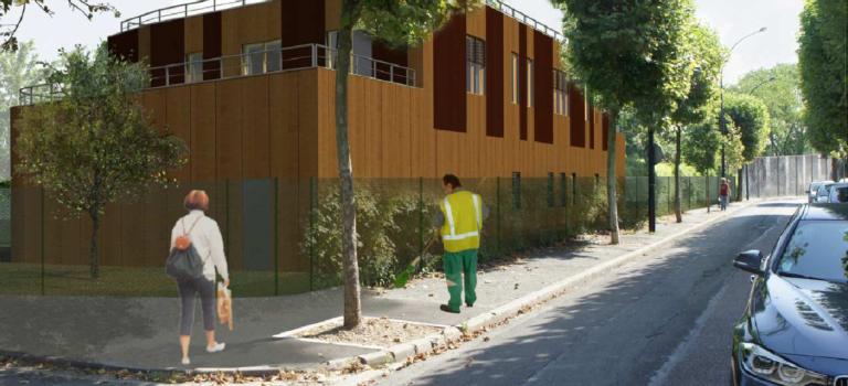 Nouveau centre de maintenance pour les voiries de l'Est Val-de-Marne