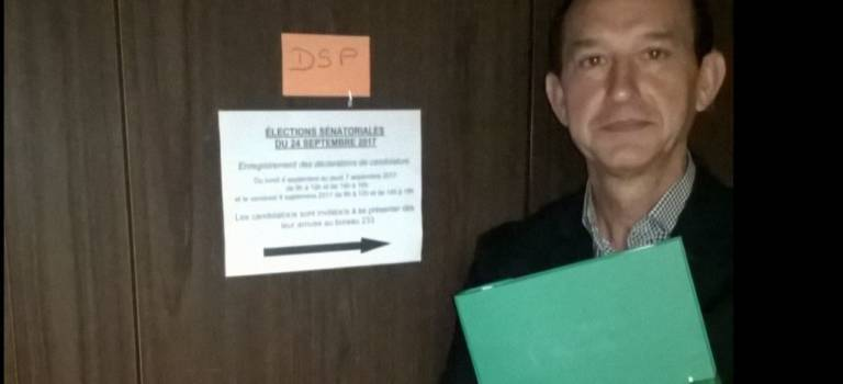 Sénatoriale Val-de-Marne : liste de Bernard Chappellier
