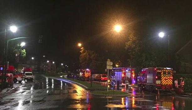 Évacuations à Sucy après un incident dans la chaufferie du Château