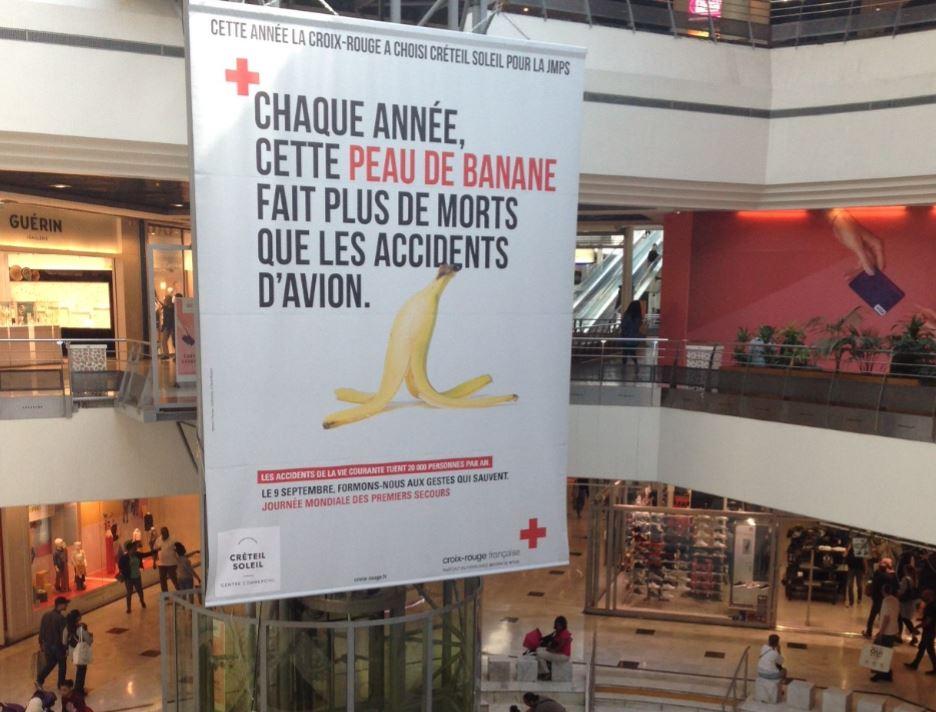 Opération gestes qui sauvent avec la Croix Rougeà Créteil Soleil 94 Citoyens # Croix Rouge Fontenay Sous Bois
