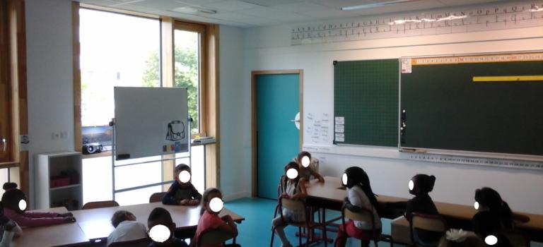 CP dédoublés dans salle unique à Villeneuve-St-Georges