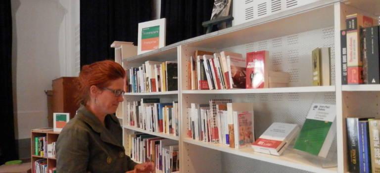 A Alfortville: la librairie l'Etabli élargit son horizon