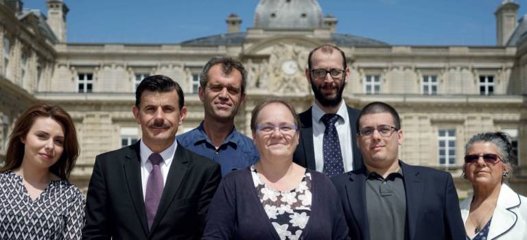 FN aux sénatoriales : François Paradol dépose la liste du 94
