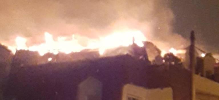 Des propriétaires inquiets après l'incendie de leur futur immeuble à Villejuif