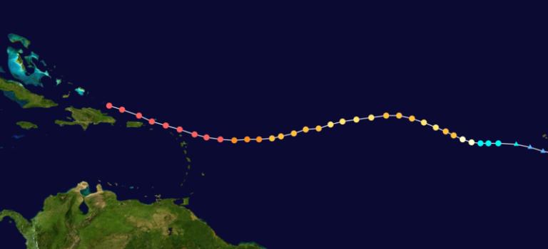 Témoignages de solidarité avec les Antilles après l'ouragan