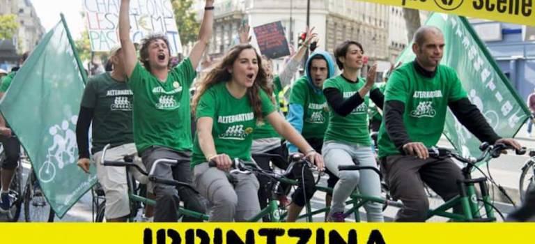 Irrintzina, le cri de la génération climat : ciné-débat Attac à Ivry-sur-Seine