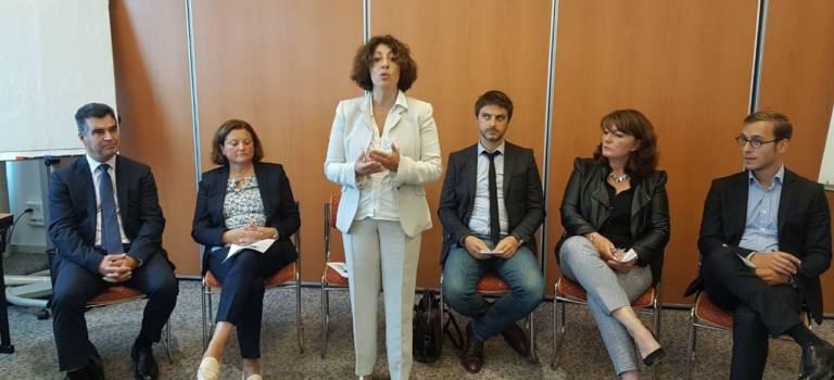 Sénatoriale: Pascale Luciani (LREM) défend une campagne pragmatique