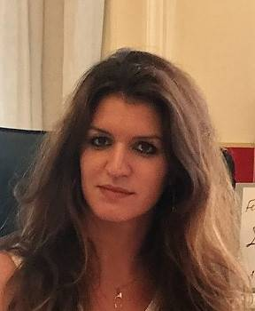 Marlène Schiappa vient soutenir Pascale Luciani à Créteil