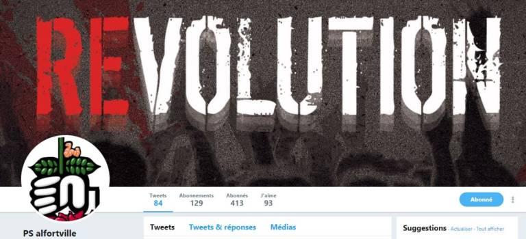 Le PS d'Alfortville porte plainte pour usurpation de Twitter