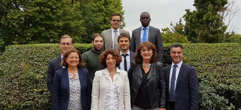 Sénatoriale:  liste de Pascale Luciani (LREM)