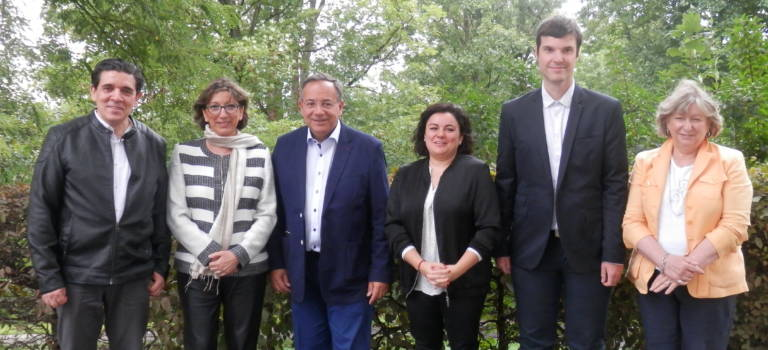 Sénatoriale Val-de-Marne : Liste Modem de Didier Dousset