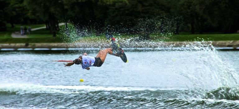 Les Mondiaux de ski nautique submergent Choisy