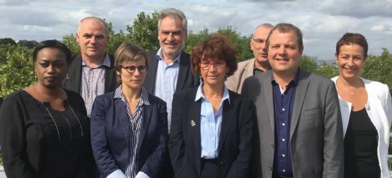 Sénatoriale Val-de-Marne: liste détaillée d'union de la gauche