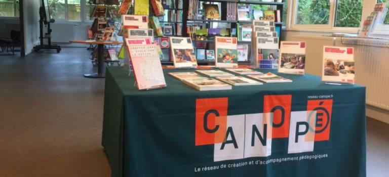 Canopé 94 : un tiers-lieu pour les profs à Champigny