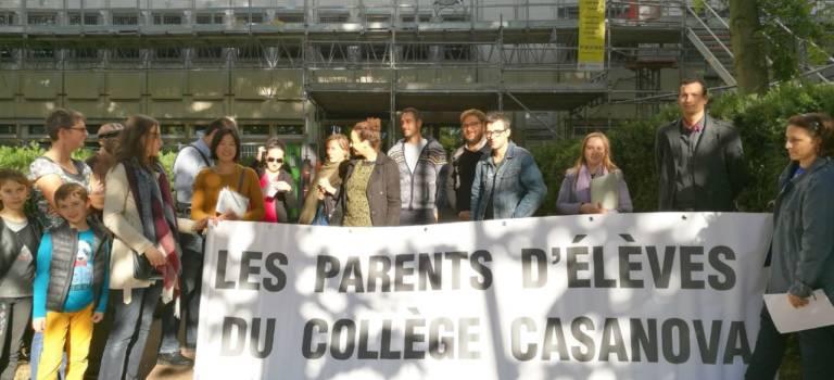 A Vitry, le collège Casanova réclame son deuxième CPE