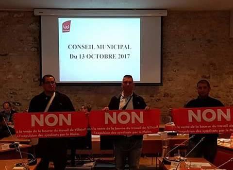 Encore un Conseil municipal annulé à Villejuif