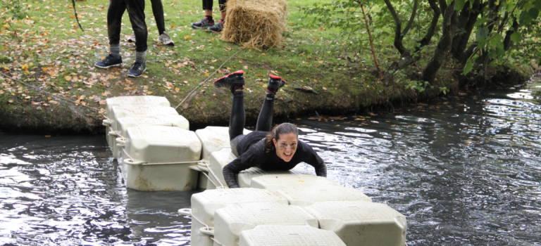 De la boue et des obstacles pour la Crazy Sucy-en-Brie