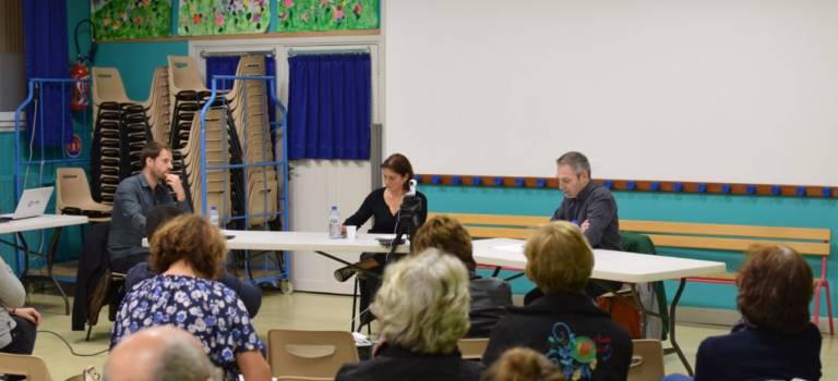 Elections des parents d'élèves: le débat PEEP-FCPE 94 en vidéo