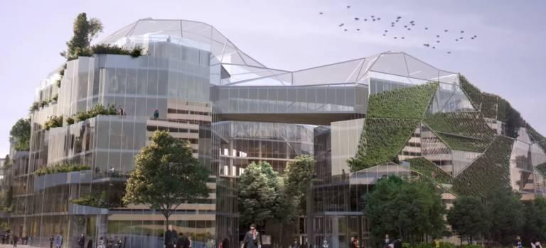 Ecotone : le projet écolo d'Arcueil qui efface City Zen parc