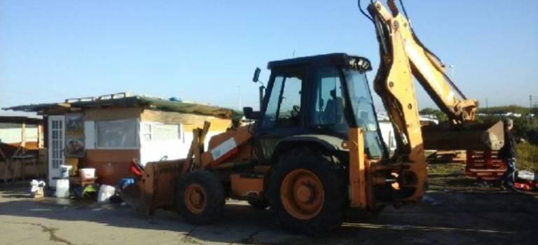 Le bidonville rom de Limeil-Brévannes évacué