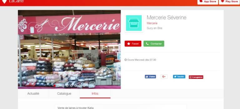 Sucy-en-Brie équipe ses commerçants d'une appli shopping