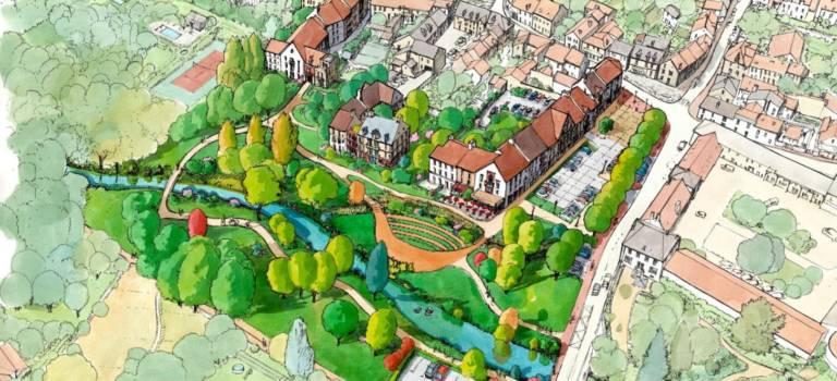 A Santeny, le double projet d'urbanisme fait débat