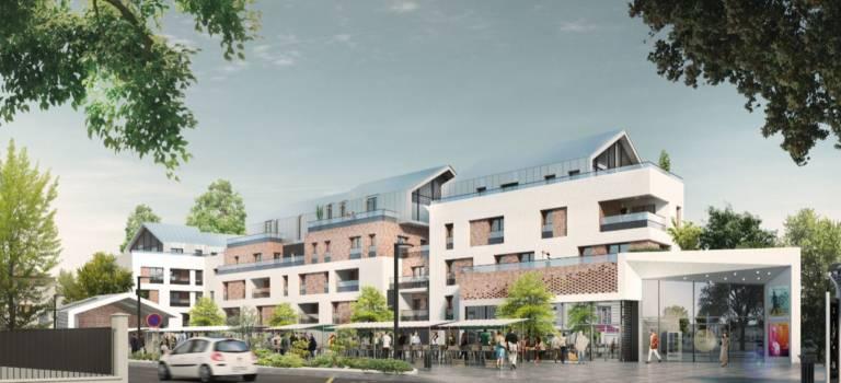 Quartus recoud le centre-ville de Limeil-Brévannes