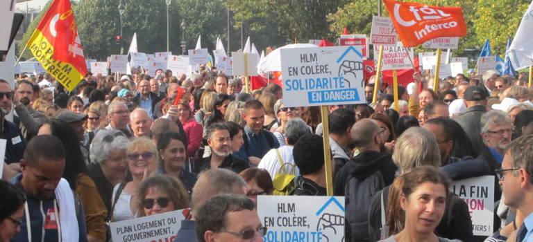 Journée du 17 septembre: grève et manifs en Val-de-Marne et à Paris