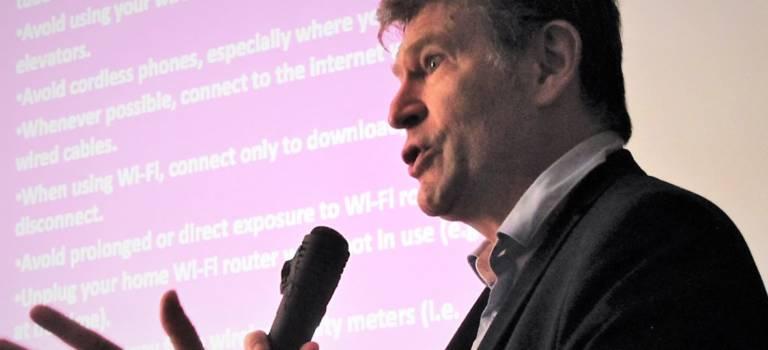 Marc Arazi, le lanceur d'alerte du phonegate