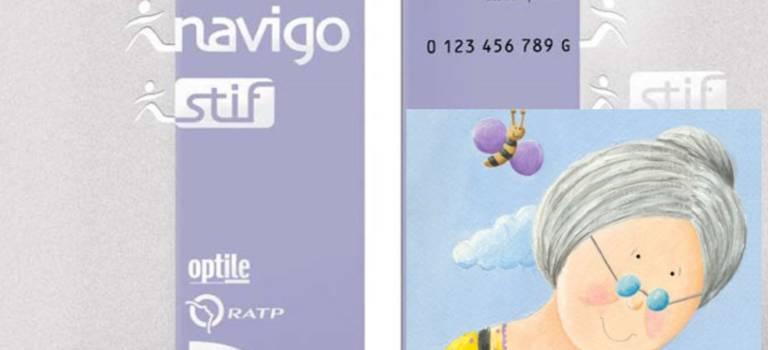 Signature officielle pour le passe Navigo senior à moitié prix
