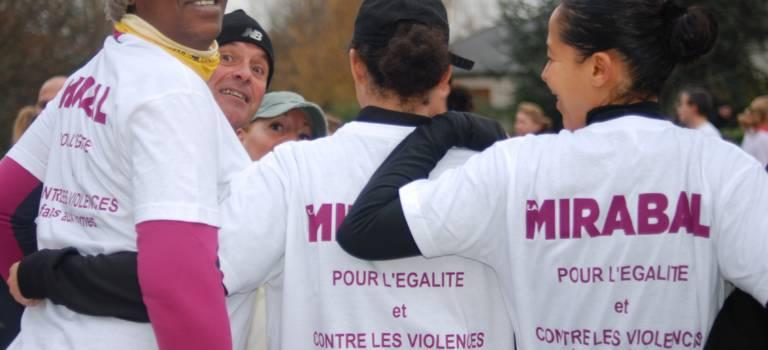 Mirabal, la course contre les violences faites aux femmes