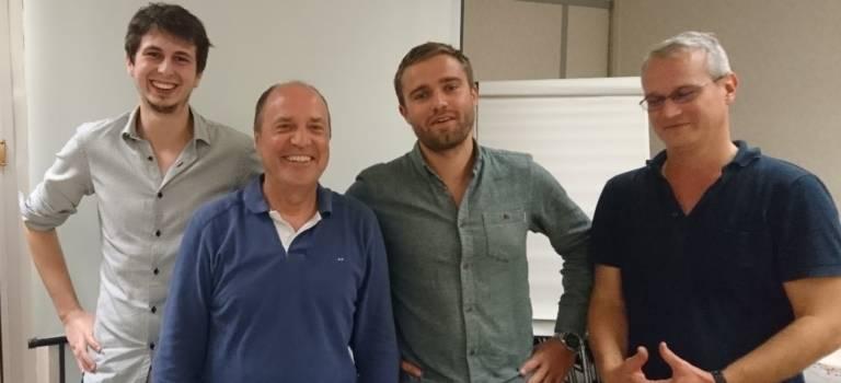 Le réseau Entreprendre Val-de-Marne fête son centième lauréat