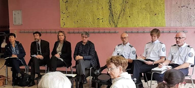 Sécurité à Vitry-sur-Seine: vidéosurveillance et renfort de police