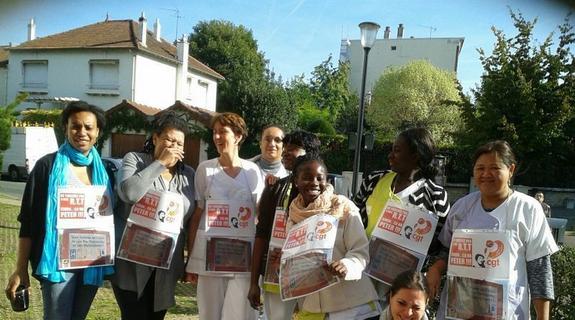 Ehpad publics du Val-de-Marne : le personnel sonne l'alarme