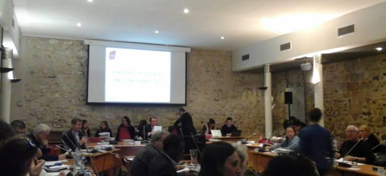 Villejuif : conseil municipal interrompu et dépôt de plainte d'un élu