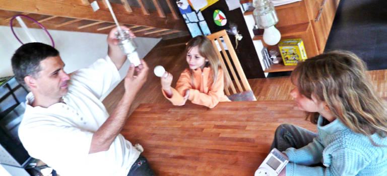 Familles à énergie positive : relevez le défi!
