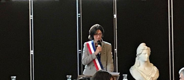Charlotte Libert-Albanel est la nouvelle maire de Vincennes