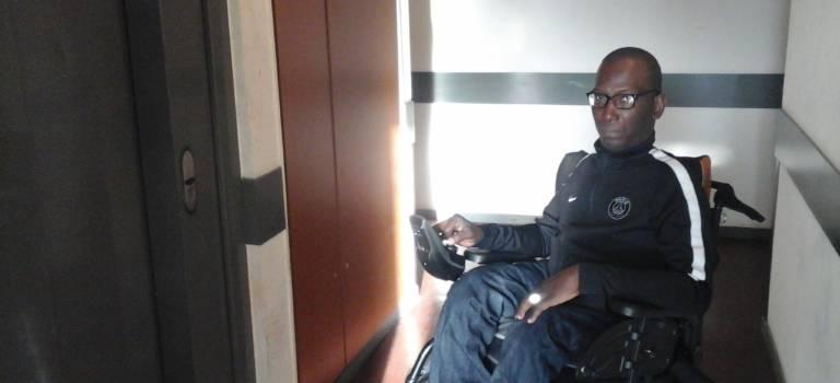Ivry : bloqué chez lui depuis 5 jours faute d'ascenseur