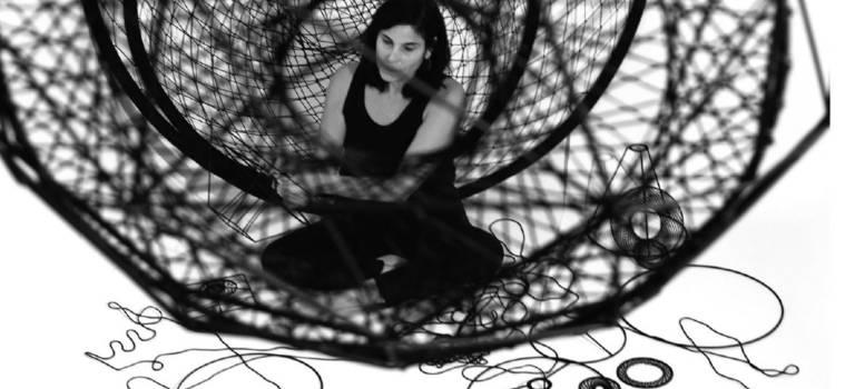 Eli Jiménez Le Parc explore la symbolique du lien textile