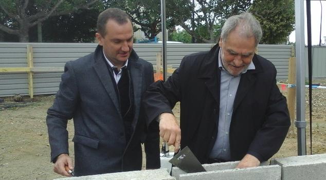 Favier et Garzon à la tête de la Sadev 94 et de l'Epa Orsa