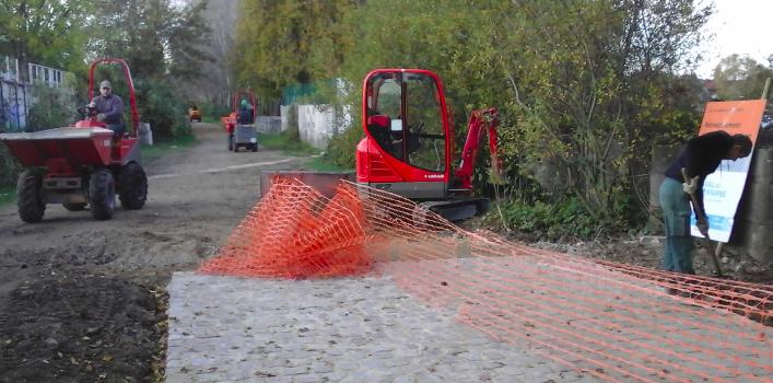 Bientôt une voie verte sur les berges de Seine à Orly