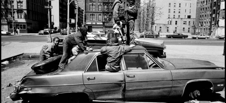 Harlem vu par l'agence Magnum: expo photo à Créteil