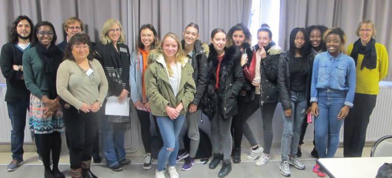 Des lycéennes futures ingénieures ? Opération séduction à Champigny