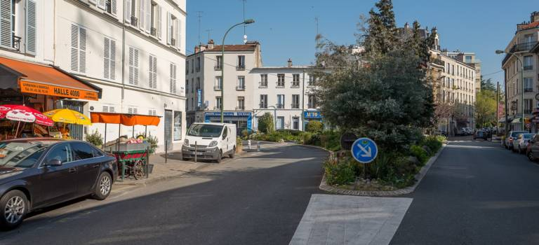 Aménagement de la place Bérault: réunion à Vincennes