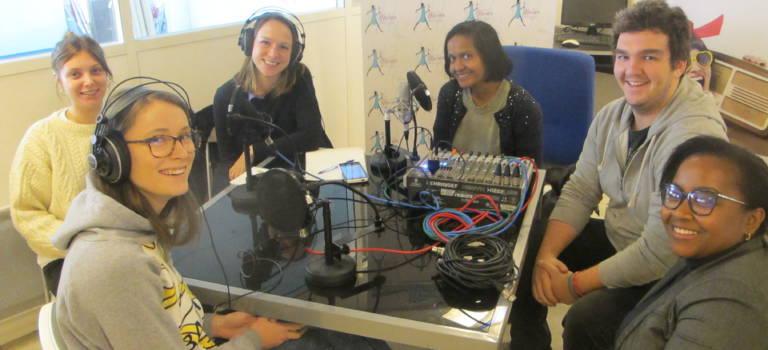 La radio Les Muses de Paris se lance à Vitry-sur-Seine