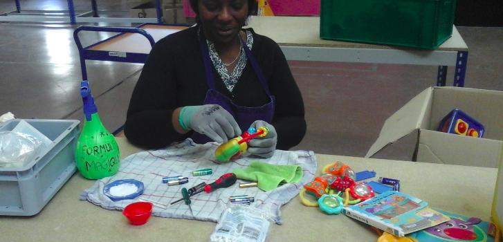 Grande collecte de jouets au profit de l'association Rejoué